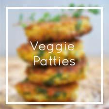 veggie patties recipes