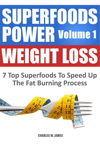 7 Top Superfoods To Speed Up The Fat Burning Process Free ebook on Gourmandelle