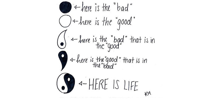 Yin and Yang Balance