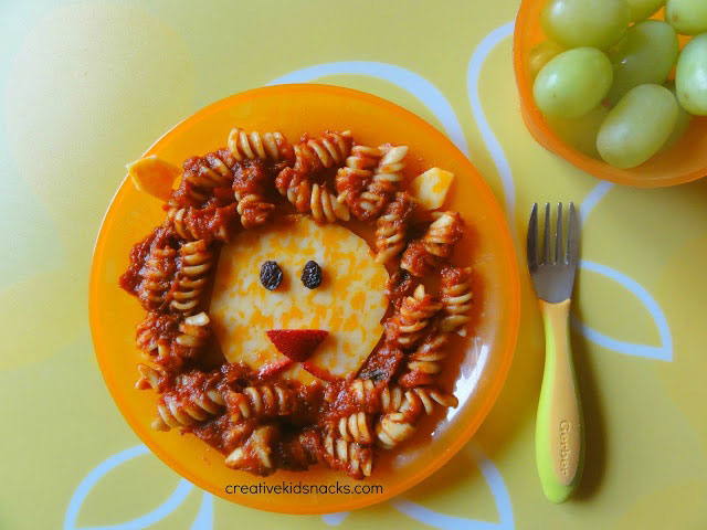 fun foods for kids pasta