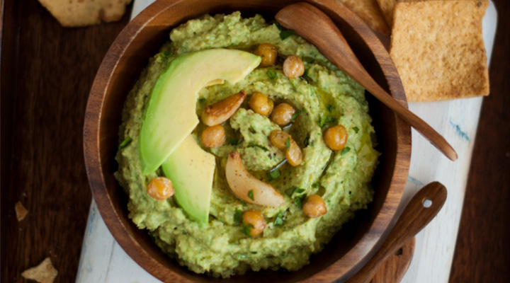 Sweet Potato Burrito Smothered In Avocado Salsa Verde Recipes ...