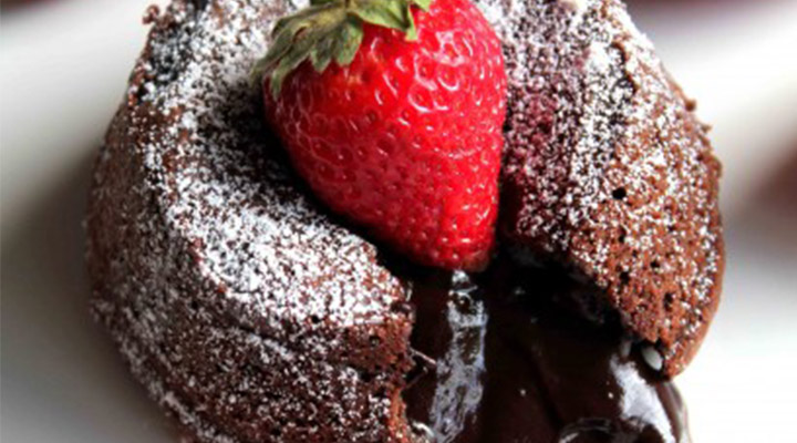 Most Decadent Chocolate Desserts Molten Java Cake