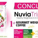 Concurs cafea NuviaTrim Gourmandelle