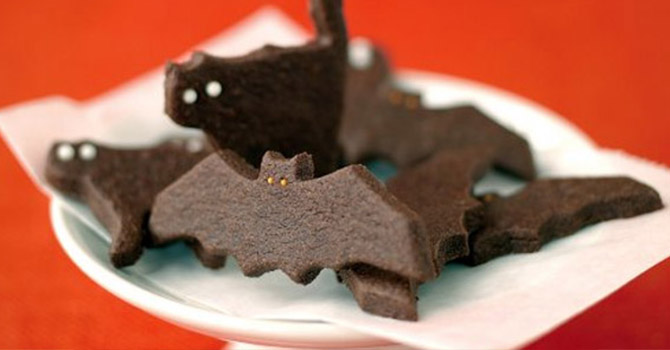 Halloween Desserts Recipes Cookies