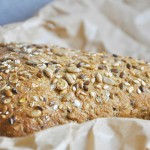 Paine integrala cu seminte Whole Wheat Bread Seeds