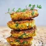 Healthy Vegan Falafel