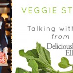 Ella from DeliciouslyElla Veggie Stories