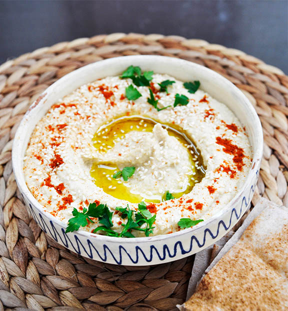 Best 5-Minute Hummus Recipe