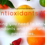 Antioxidants 101 | Everything you need to know about antioxidants and their anti-aging properties.