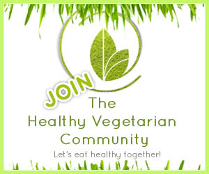 The Healthy Vegetarian Community Gourmandelle google plus