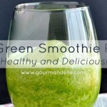 10 Best Green Smoothie Recipes! Healthy and Delicious!