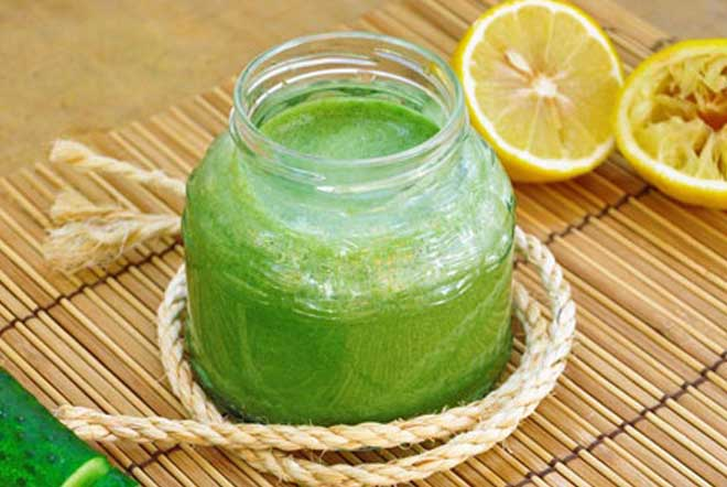 Body Cleanse Green Juice