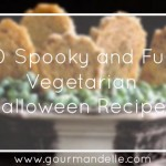 Spooky Fun Vegetarian Halloween Recipes