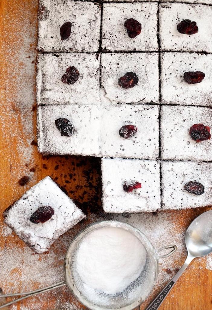 Gluten-Free gingerbread cake Turta dulce pufoasa fara gluten 5