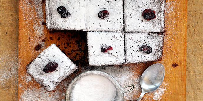 Gluten-Free gingerbread cake Turta dulce pufoasa fara gluten 7