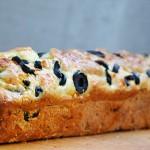 Gluten-Free Bread with Olives and Pesto Chec fara gluten cu masline pesto reteta