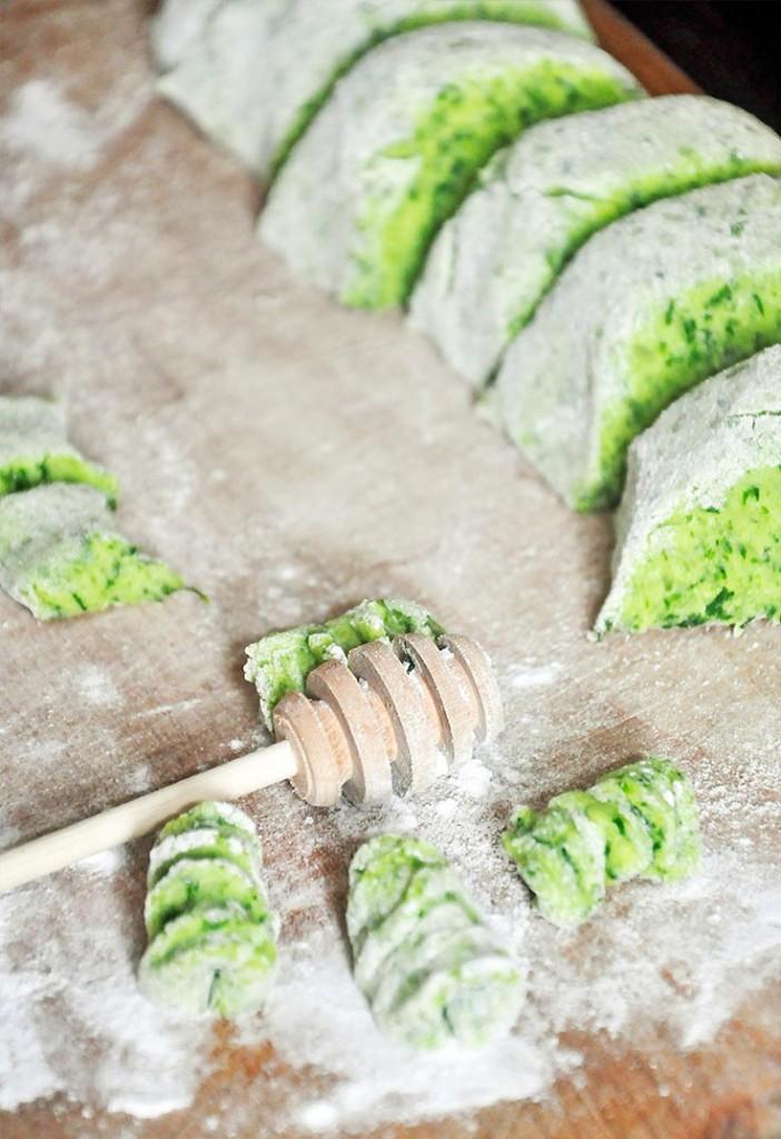 How to make vegan gluten-free gnocchi step by step 5 cum sa faci gnocchi fara gluten