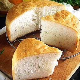 Paine fara gluten cu rozmarin2