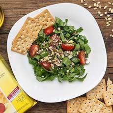 salata cu crackers