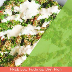FREE Low Fodmap Diet Plan
