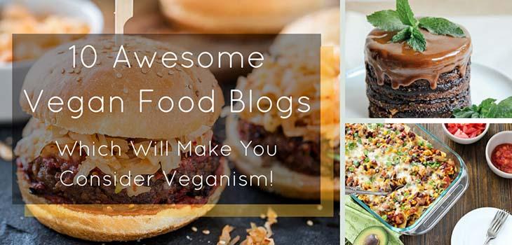 Vegan Food Blogs consider vegansim