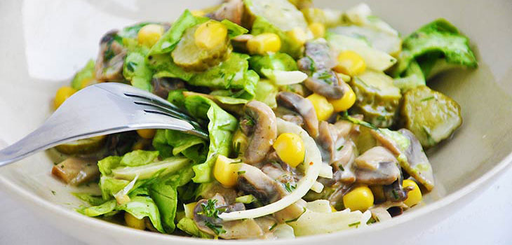 Best Mushroom Salad Recipe You Will Ever Make