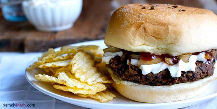 Rice And Bean Burger Recipes — Dishmaps