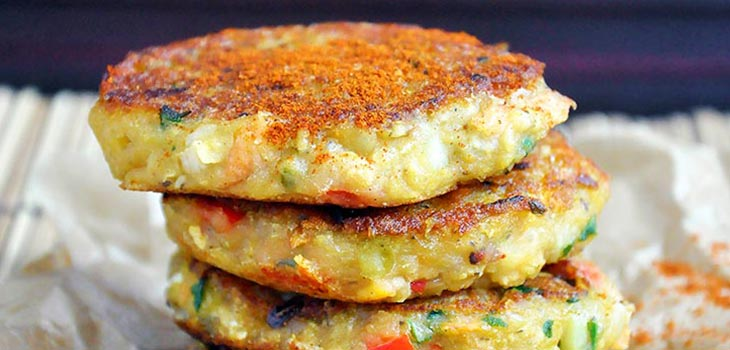 Vegan Potato Cakes Recipe