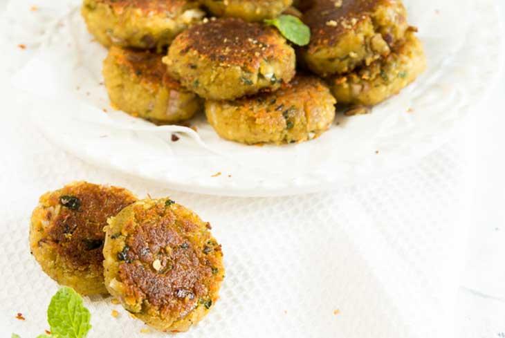 Tofu-and-Chickpea-Patties Veggie Burger Recipes