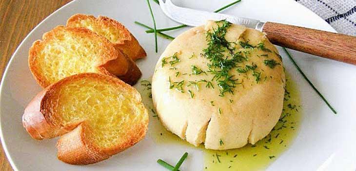 Almond-Feta vegan cheese recipes