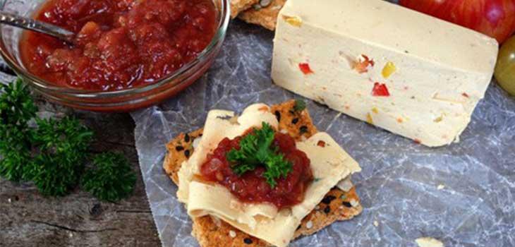 Vegan-Pepper-Jack- vegan cheese recipe