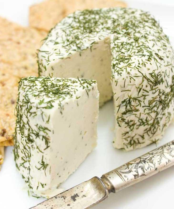 raw-cashew-cultured-cheese vegan cheese recipe