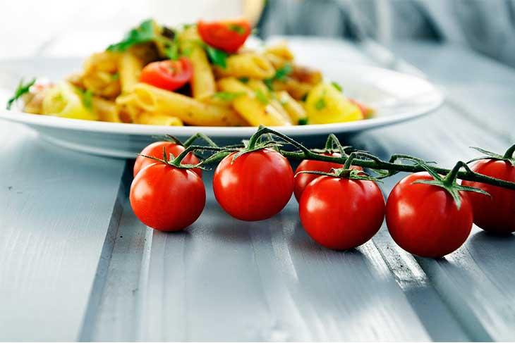 Vegan-Eggplant-Pasta-creamy-sauce-gluten-free-Paste-fara-gluten-cu-vinete