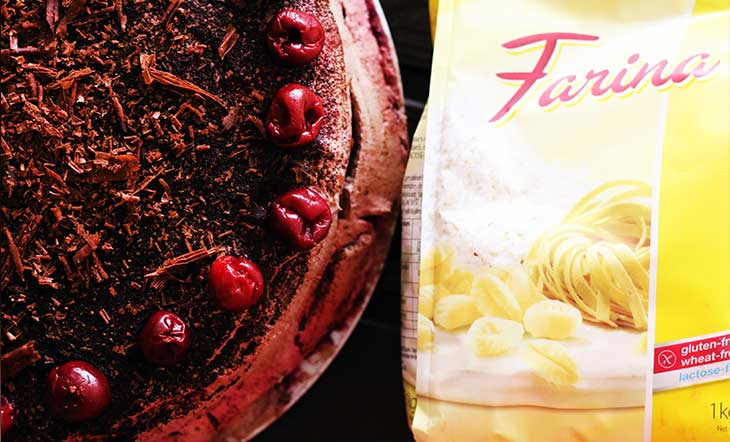 Vegan Chocolate Cherry Cake Black Forest Cake tort vegan cu visine si ciocolata padurea neagra (6)