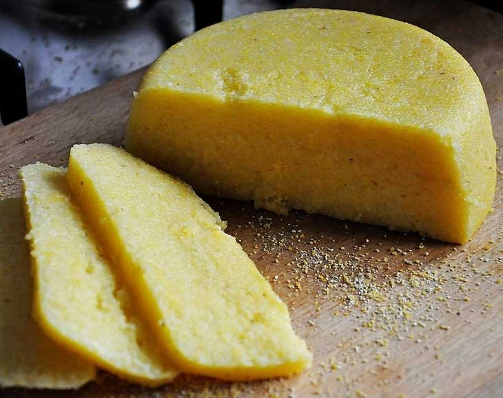 homemade polenta mamaliga