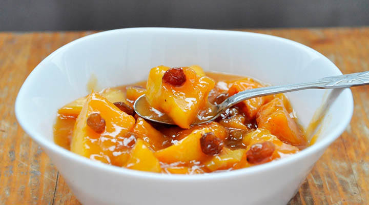 how to make stewed quinces