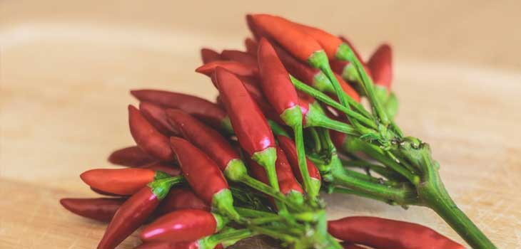 health Benefits of Eating Chili Chillies Help Burn Fat