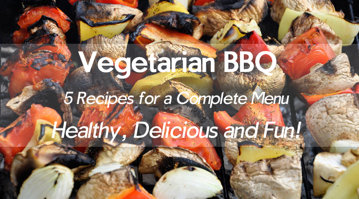 Vegetarian BBQ | Retete vegetariene pentru gratar barbecue vegetarian