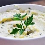 Healthy Cauliflower Salad | Salata cremoasa de conopida