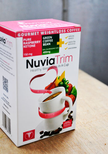 Nuvia Trim Review Gourmandelle.com