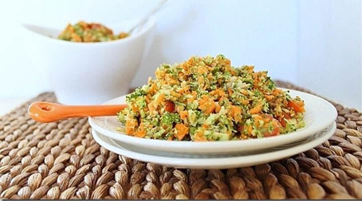 Detox Salad | Salata detoxifianta