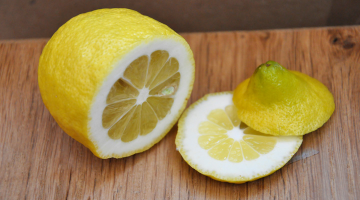 Organic Lemon Slices
