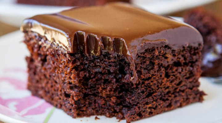 Most Decadent Chocolate Desserts Chocolate Cake with Chocolate Ganache