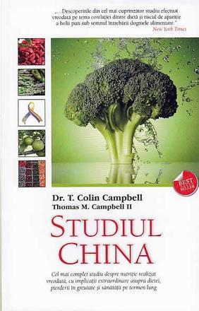 Cum am devenit vegetariana studiul-china carte ieftina