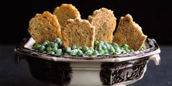 Rest in Peas Vegetarian Halloween Recipes