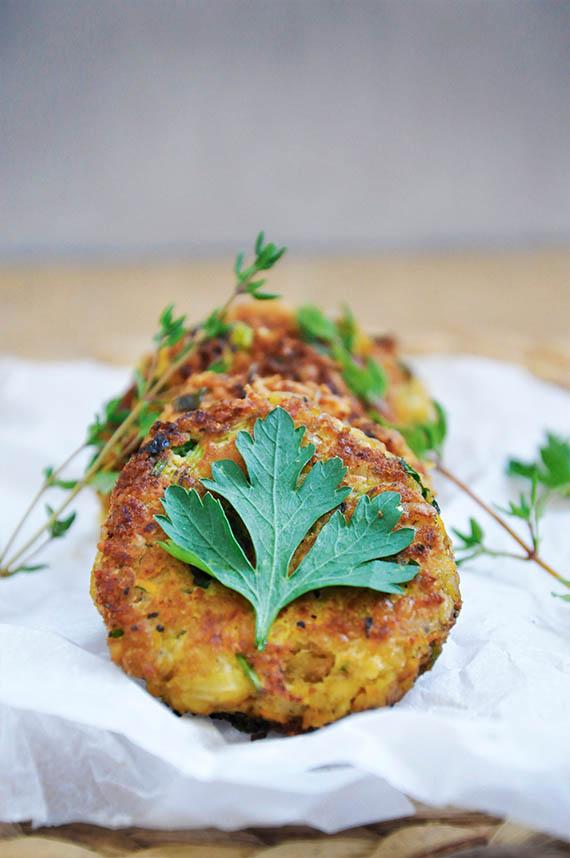 Chiftelute de naut Vegetarian