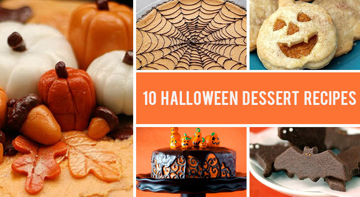 best halloween dessert recipes