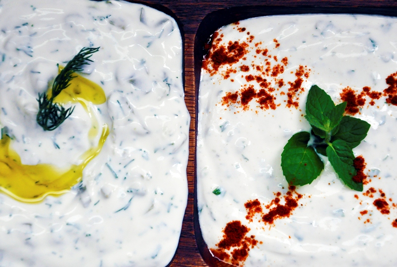Yogurt Appetizers Tzatziki recipe