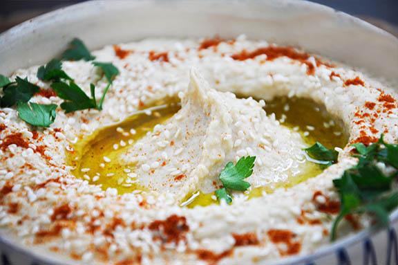 Best 5-Minute Hummus Recipe vegan