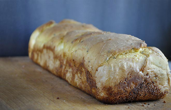 Gluten-Free Bread Black Cumin recipe